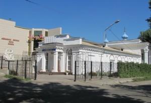 Богородице-Рождественский храм, Усть-Каменогорск, Аблакетка